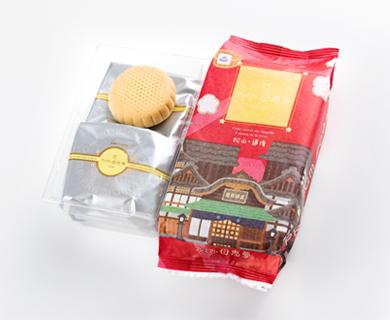 袋4個入「松山・道後」ご当地パッケージ